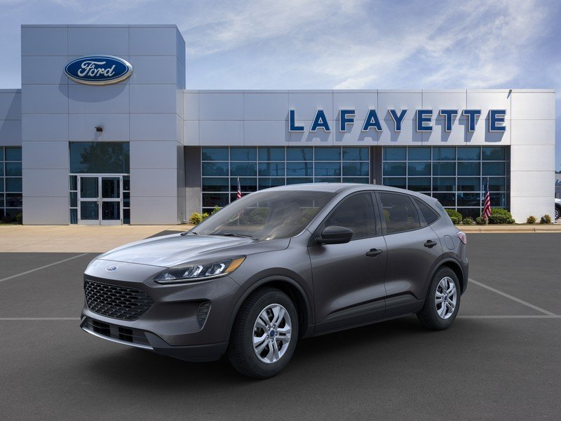 New 2020 Ford Escape $0 down, $317/month after factory rebates including $500 military
