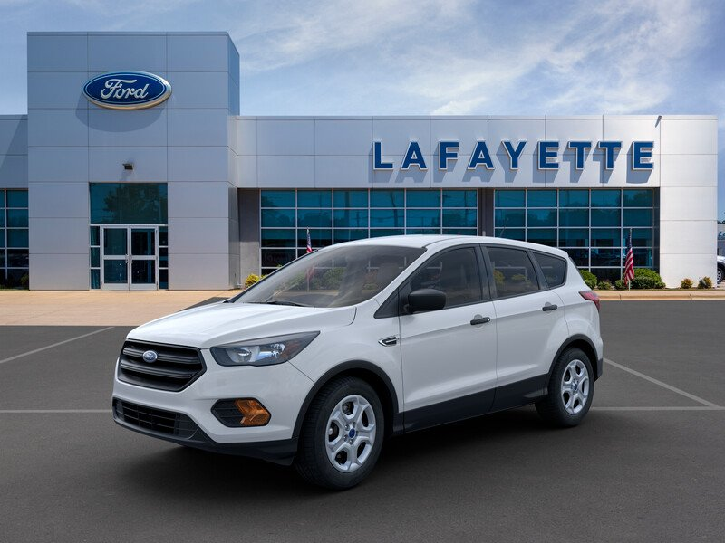 2019 Ford Escape $0 down, $249/month after factory rebates!