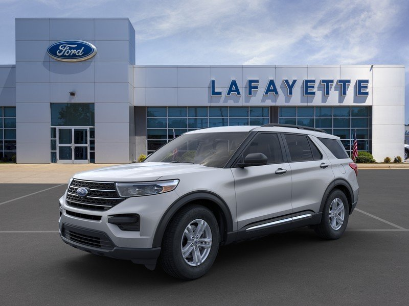 New 2020 Ford Explorer $0 down, $449/month after factory rebates!