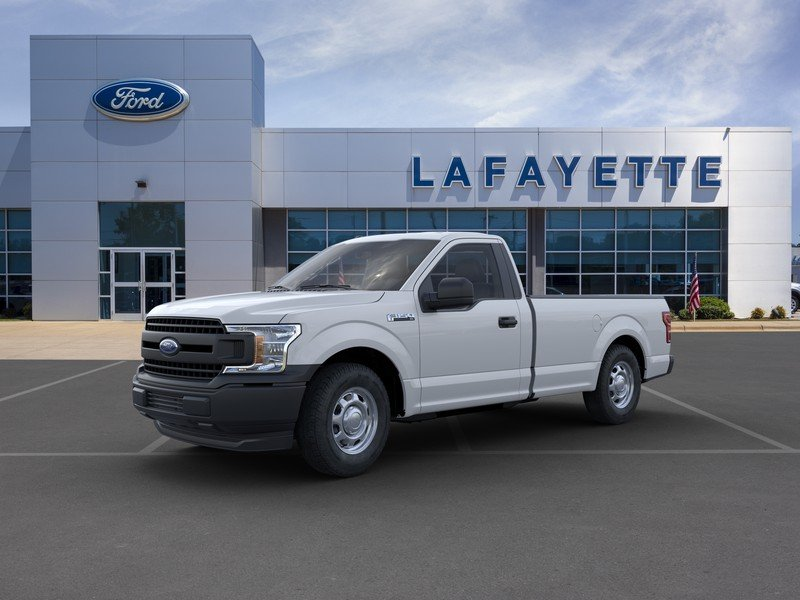 New 2019 Ford F-150 XL Reg Cab $0 down, $349/month after factory rebates!