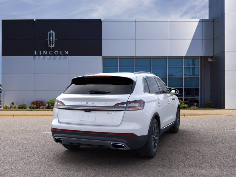 New 2020 Lincoln Nautilus Standard