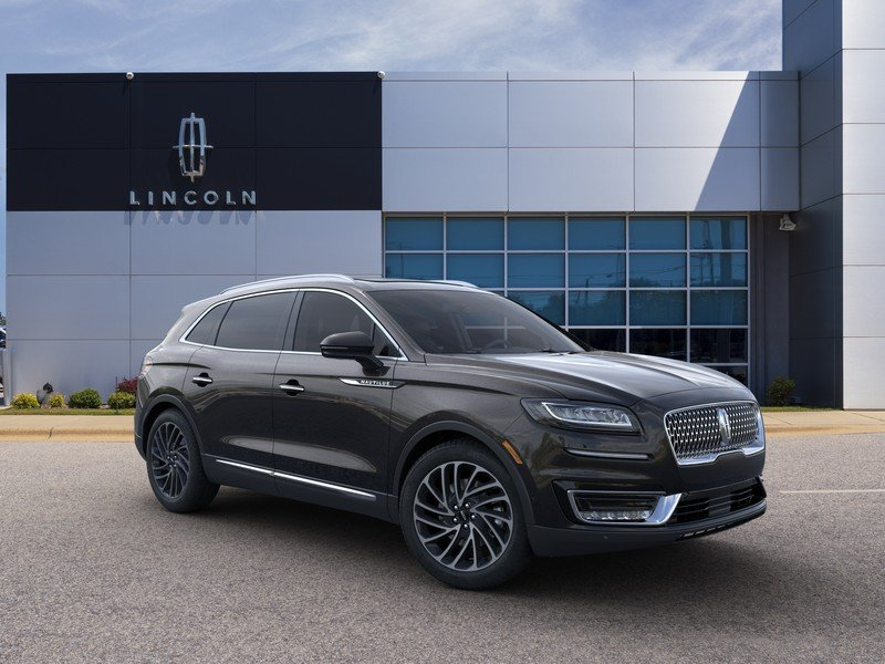 New 2020 Lincoln Nautilus Reserve