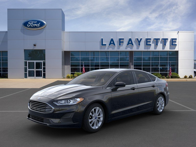 New 2020 Ford Fusion $0 down, $263/month after factory rebates including $500 military