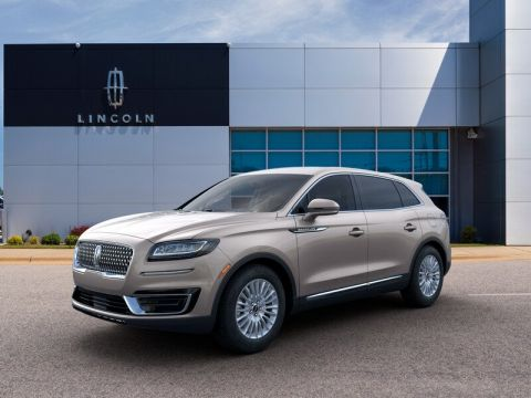 New 2019 Lincoln Nautilus Standard